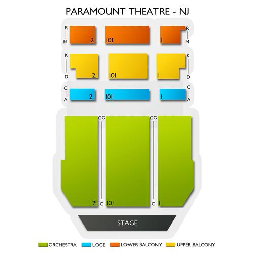 Paramount Theatre Asbury Park