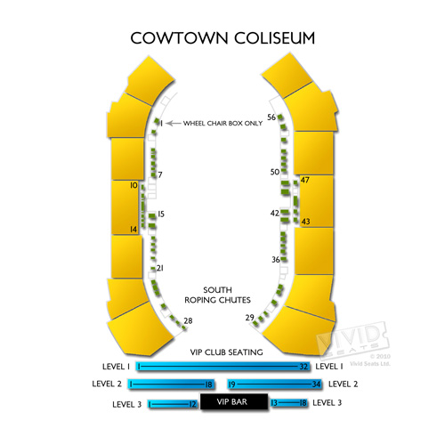 Cowtown Coliseum