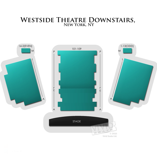 Westside Theatre Downstairs - NY