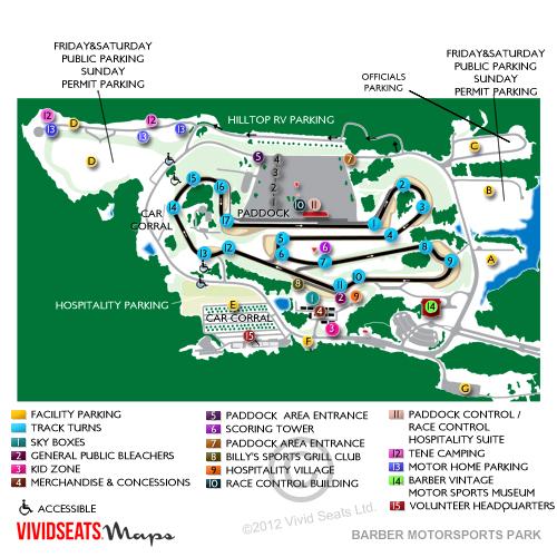Barber Motorsports Park