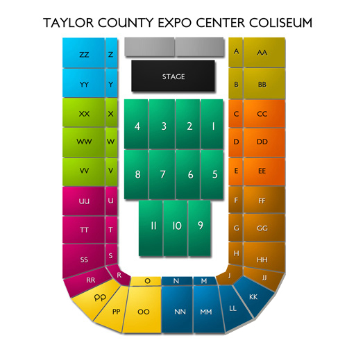 Taylor County Expo Center