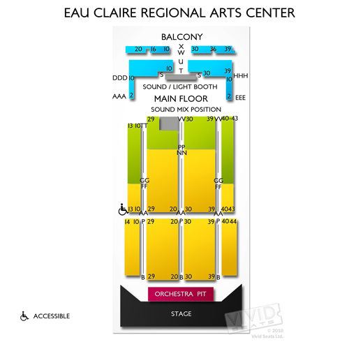 Eau Claire Regional Arts Center