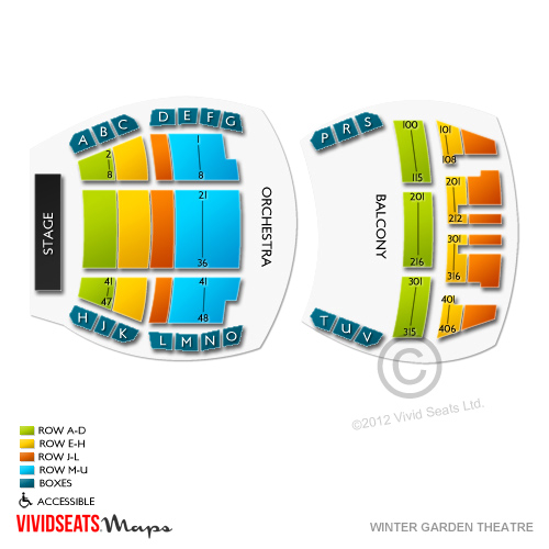 Winter Garden Theatre Toronto Tickets Winter Garden Theatre Toronto Information Winter