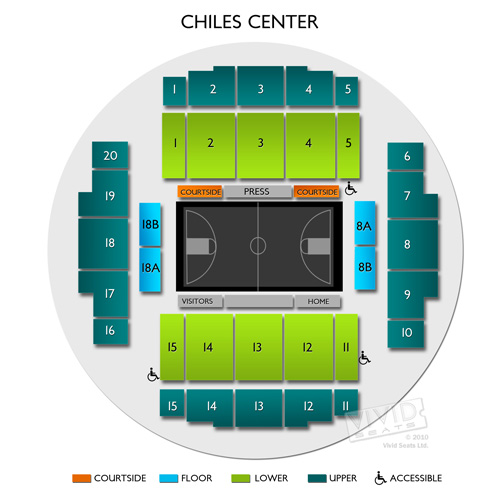 Chiles Center