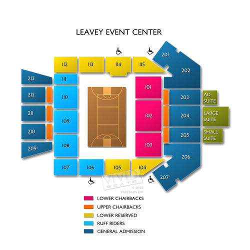 Leavey Event Center