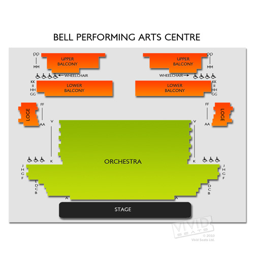 Bell Performing Arts Centre