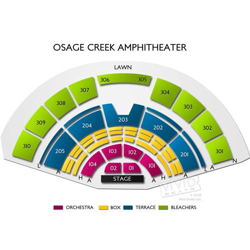 Osage Creek Amphitheater