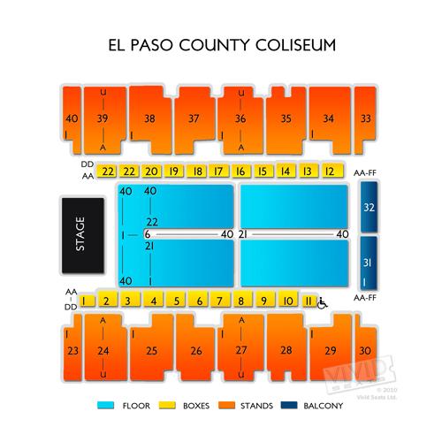 Chayanne el paso tickets 9 23 2018 7 00 pm vivid seats