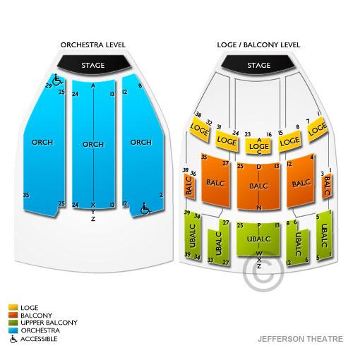 Los Lobos Thu Sep 19 2019 Jefferson Theatre Tx