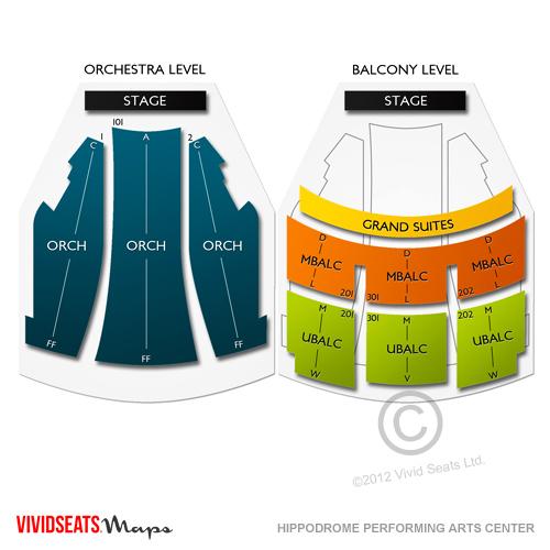 Hippodrome Baltimore Seating Chart Pdf Brokeasshome Com