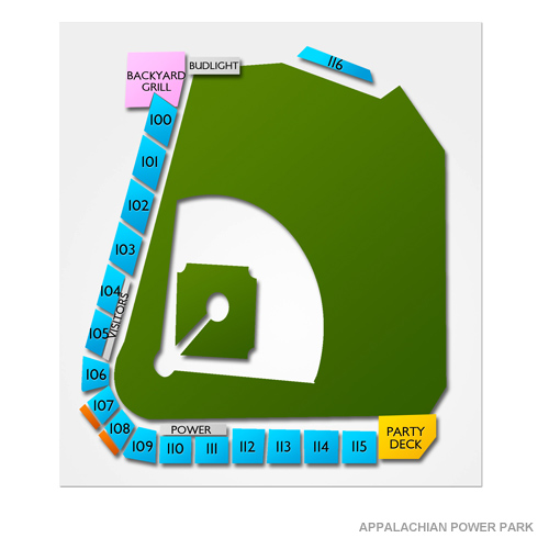 Augusta GreenJackets at West Virginia Power Tickets - 5/1/2018 ...