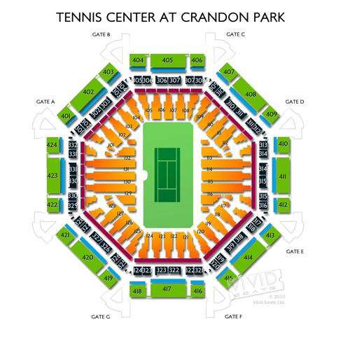 Sony Open Tennis Miami Tickets  3302018  Vivid Seats