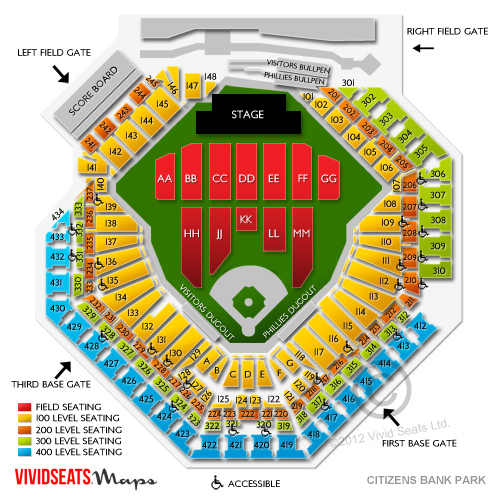 Billy Joel At The Ballpark Rateyourseatscom