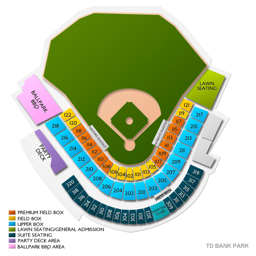 Sugar Land Skeeters At Somerset Patriots Tickets 892019 705 Pm