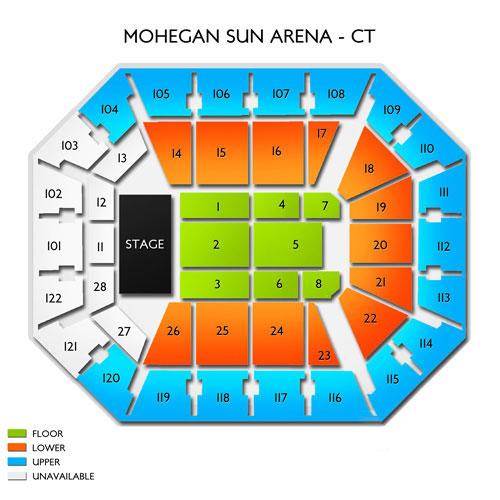 Luke Combs Mohegan Sun Tickets 112219 Vivid Seats