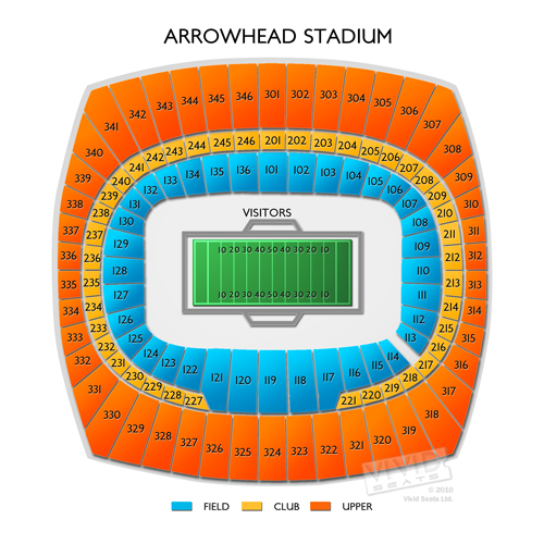 Kansas City Chiefs vs Oakland Raiders Tickets 12 10 2017