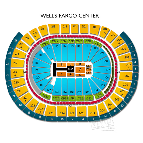Wells Fargo Center Floor Plan Carpet Vidalondon