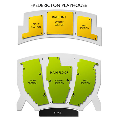 Fredericton Playhouse Tickets 1 Events On Sale Now Ticketcity