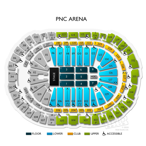 20 Best Pnc Arena Seating Chart With Rows And Seat Numbers Raleigh Nc