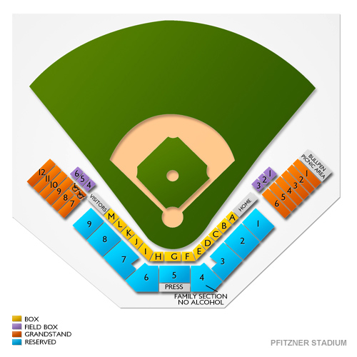 Lynchburg Hillcats At Potomac Nationals Tickets 8102019 Vivid
