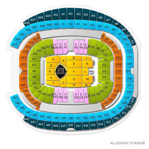 Garth Brooks Rescheduled From 8 22 2020 Las Vegas Tickets 2 27 2021 7 00 Pm Vivid Seats