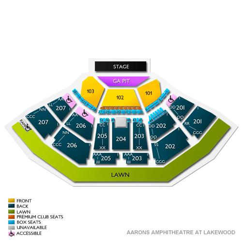 Thomas Rhett Atlanta Tickets 8102019 Vivid Seats