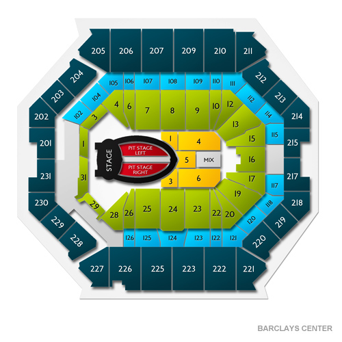 Ariana Grande Barclays Center Tickets For 111219