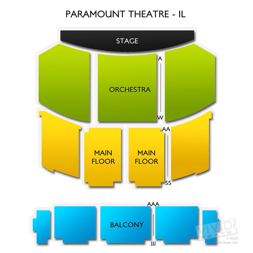 Paramount theater discount coupons