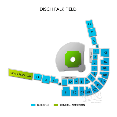 Disch Falk Field