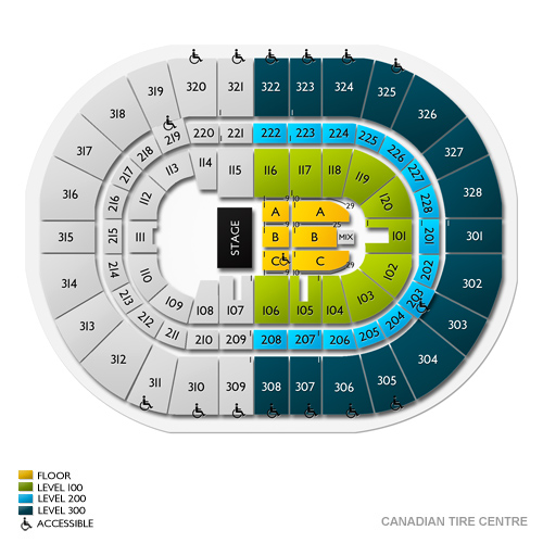 City and Colour Ottawa Tickets - 11/25/2019 | Vivid Seats Canadian Tire Centre Seating Map on ottawa senators seating, investors group field seating, canadian tire seating chart, cher canadian tire seating, nassau veterans memorial coliseum seating, essar centre seating, mgm grand garden arena seating, scotiabank centre seating, canadian tire center map, mts centre seating, metro centre seating, sydney entertainment centre seating, maple leaf gardens seating,