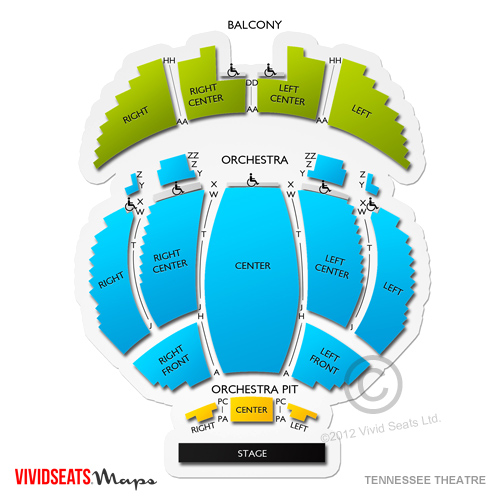Chicago knoxville tickets 5 23 2018 7 30 pm vivid seats