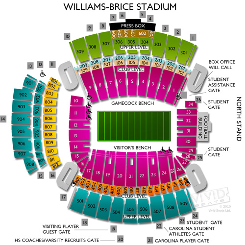 South carolina gamecocks vs chattanooga moccasins football tickets