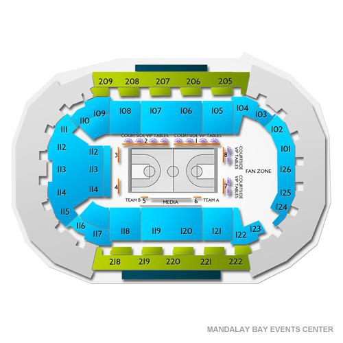 Chicago Sky At Las Vegas Aces Tickets 892019 730 Pm Vivid Seats