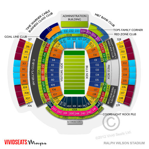 buffalo bills seating chart cabinets matttroy