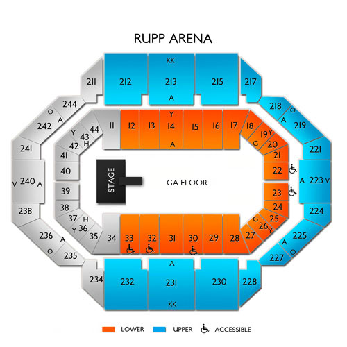 Foo fighters rupp arena 5 8 18 tickes rescheduled from 10 21 17