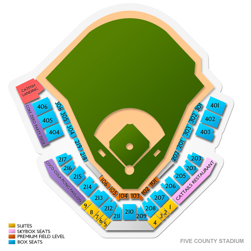 Potomac Nationals At Carolina Mudcats Tickets 6282019 Vivid Seats