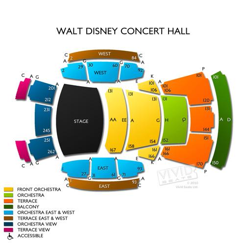 Los angeles philharmonic los angeles tickets 4 6 2019 vivid seats