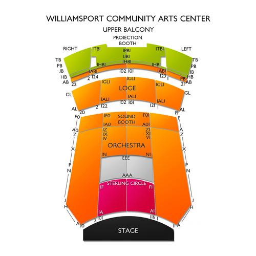 Steep Canyon Rangers Thu Apr 30 2020 Williamsport Community