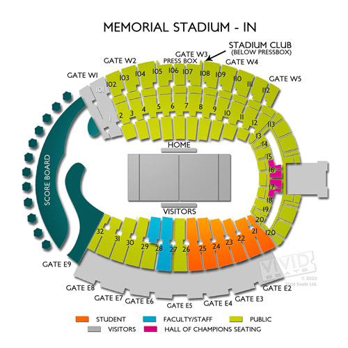 Memorial Stadium-IN
