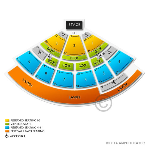 Iron Maiden Albuquerque Tickets 9192019 Vivid Seats