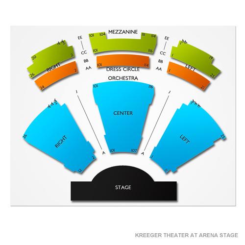 Dave Musical Washington Tickets 842018 200 Pm Vivid Seats