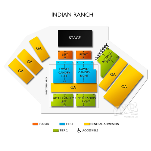indian ranch ticket giveaway