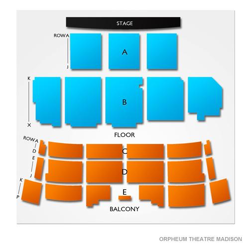 Nick Offerman Madison Tickets 9132019 730 Pm Vivid Seats