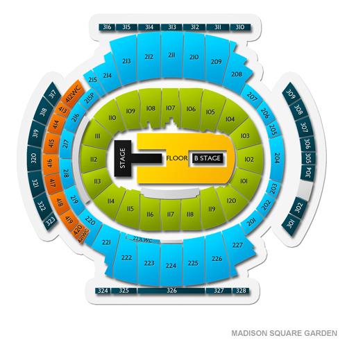 Travis Scott MSG Tickets - 11/27/2018   Vivid Seats