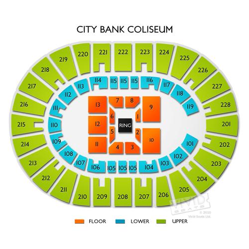 City Bank Coliseum