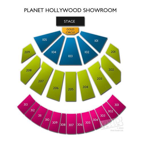 planet hollywood las vegas tickets planet hollywood las vegas seating chart. Black Bedroom Furniture Sets. Home Design Ideas
