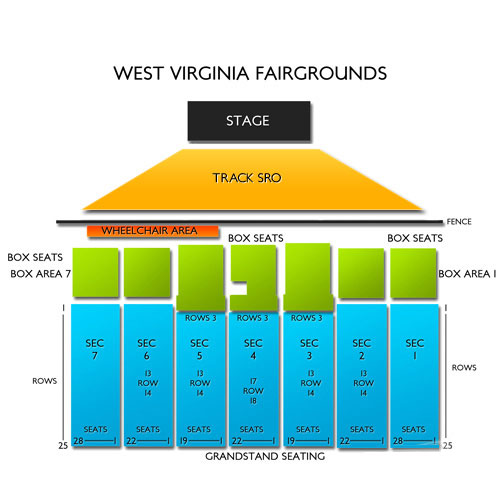 State Fair Of West Virginia Tickets 2 Events On Sale Now Ticketcity