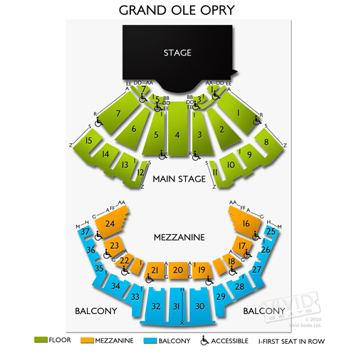 Grand Ole Opry House Tickets Grand Ole Opry House