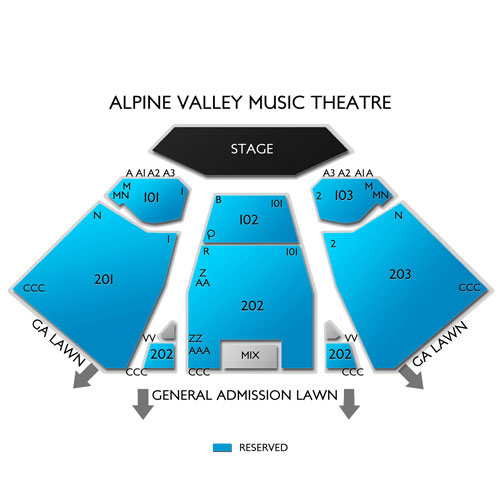 The Who Alpine Valley Tickets - East Troy, WI on 9/8/19