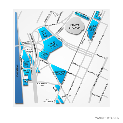 New York Yankees Parking In Bronx 432019 406 Pm Vivid Seats